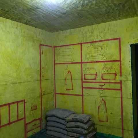 仁和家园-黄墙绿地/3D全景放样/成品保护-金艺堂装饰-胡泽明