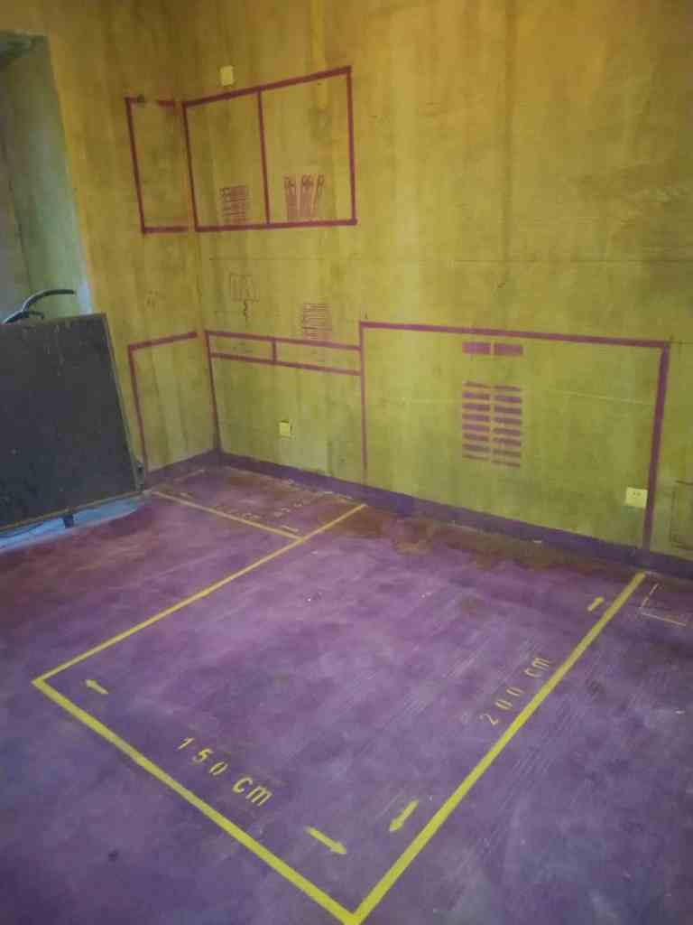 巴黎都市四期-黄墙紫地/3D全景放样-山水装饰