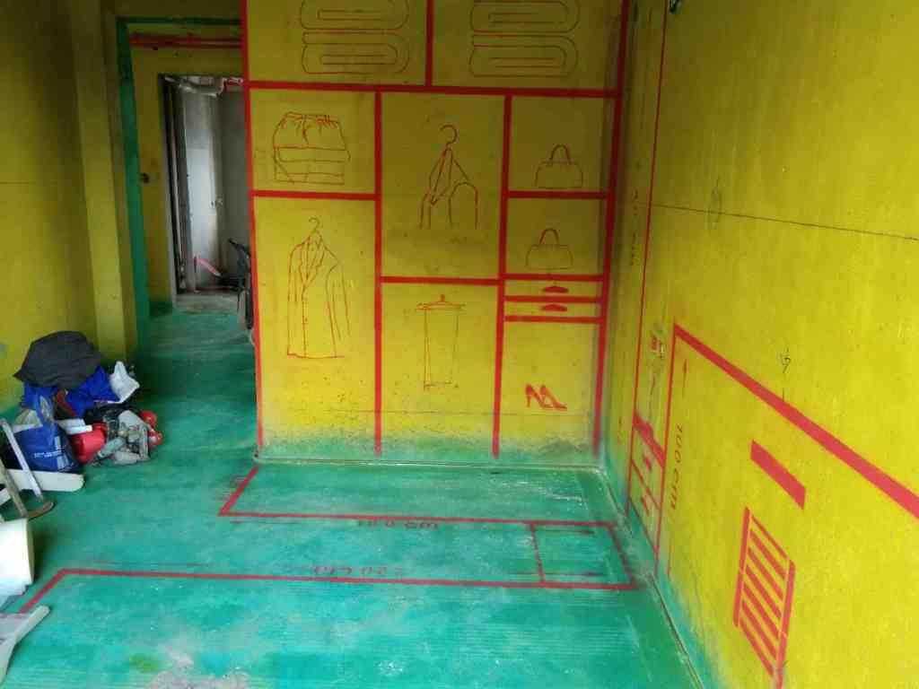 定远古城龙湾-黄墙绿地/3D全景放样-鸿盛堂装饰