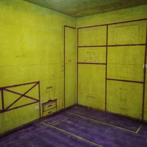弘阳时光里-黄墙紫地/3D全景放样-山水装饰