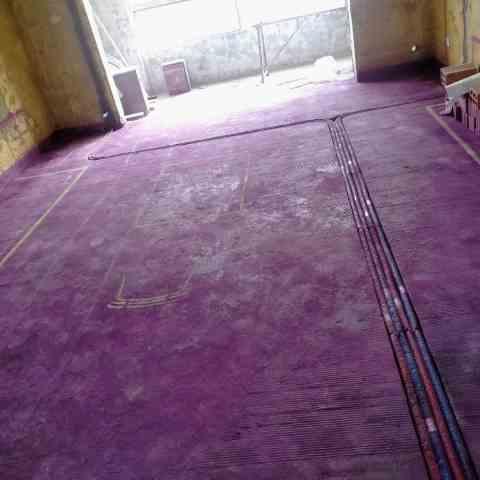 紫御府-黄墙紫地/3D全景放样-山水装饰