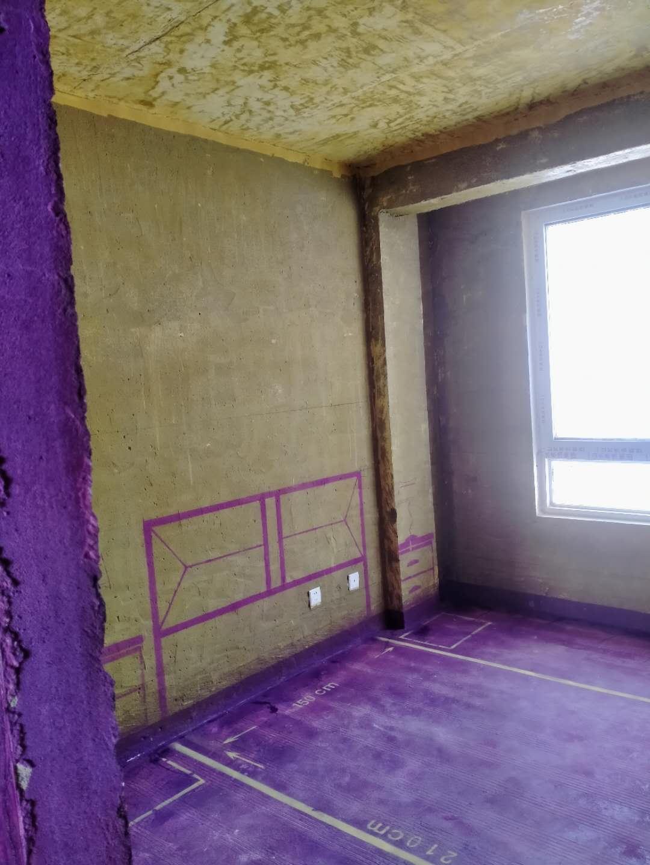 格兰云天-黄墙紫地/3D全景放样-山水装饰