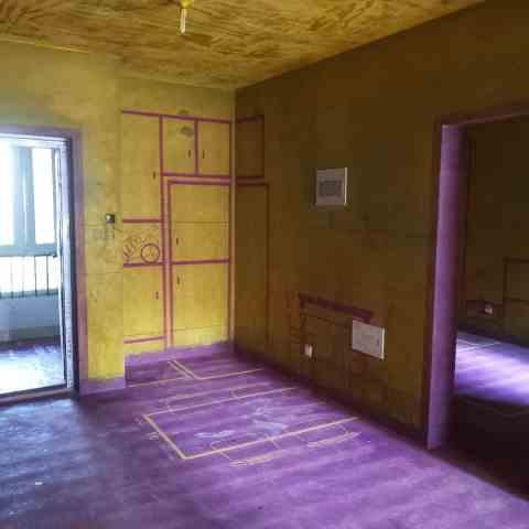 金宏美仑豪庭-黄墙紫地/3D全景放样-山水装饰