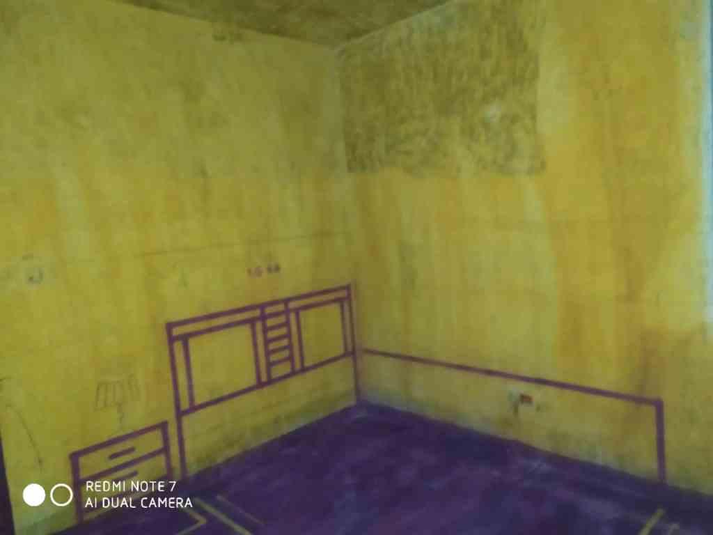 绿城桂花园桂雨苑-黄墙紫地/3D全景放样-山水装饰
