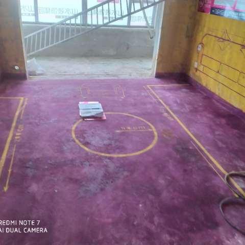 海德公馆-黄墙紫地/3D全景放样-山水装饰