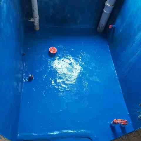 琅琊小区-防水施工-自装