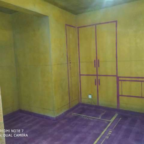 文一名门绿洲-黄墙紫地/3D全景放样-山水装饰
