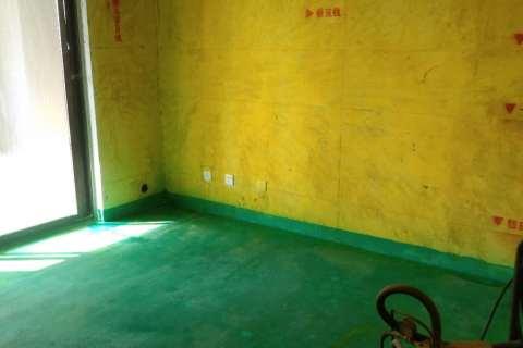 禹州中央广场B区-黄墙绿地/弹线-角色装饰