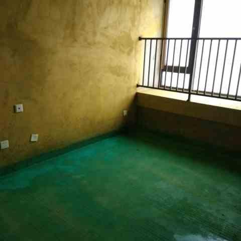 禹州朗溪里-黄墙绿地/成品保护-角色装饰