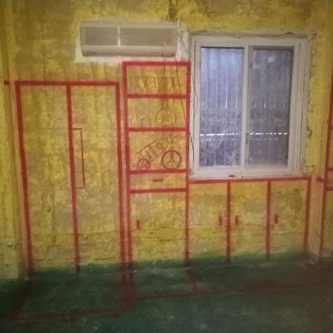 司法厅宿舍-黄墙绿地/3D全景放样-金艺堂装饰