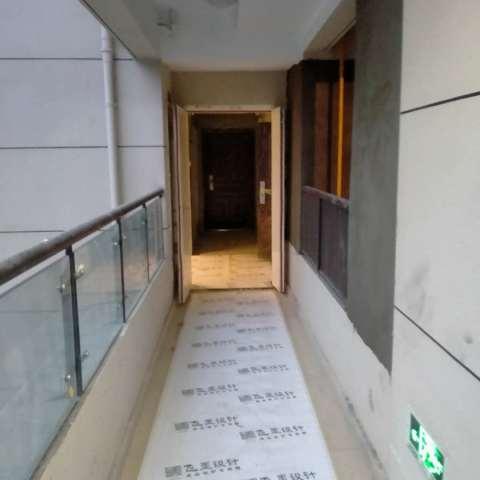 琥珀东华府-黄墙绿地/成品保护-飞墨设计