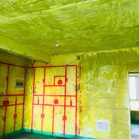 滨湖桂园-黄墙绿地/3D全景放样-金艺堂装饰