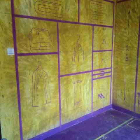 梦和雅居-黄墙紫地/3D全景放样-山水装饰