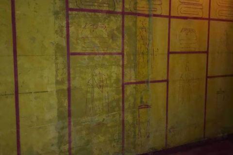 塘溪津门-黄墙紫地/3D全景放样-山水装饰