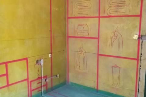 高速时代城-黄墙绿地/3D全景放样-维意定制