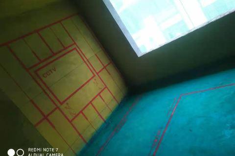 世茂首府-黄墙绿地/3D全景放样-华然装饰A+