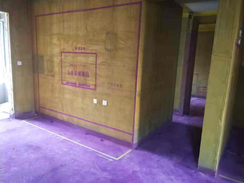 朗溪上里-黄墙紫地/3D全景放样-山水装饰