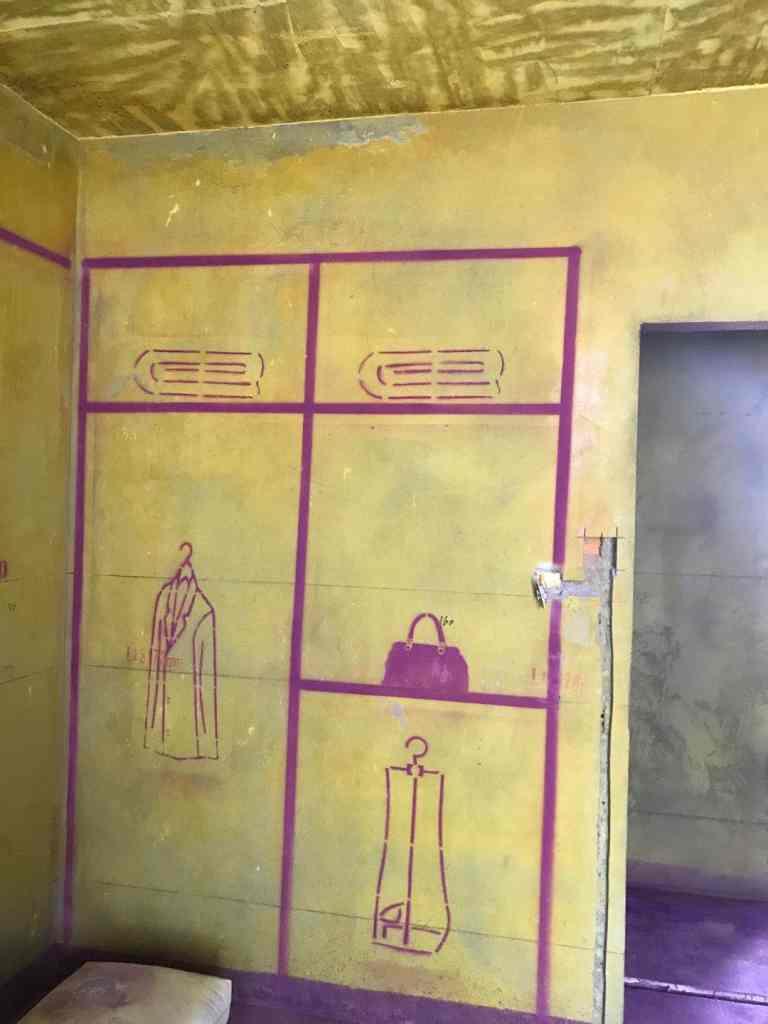 联投新安里-黄墙紫地/3D全景放样-山水装饰