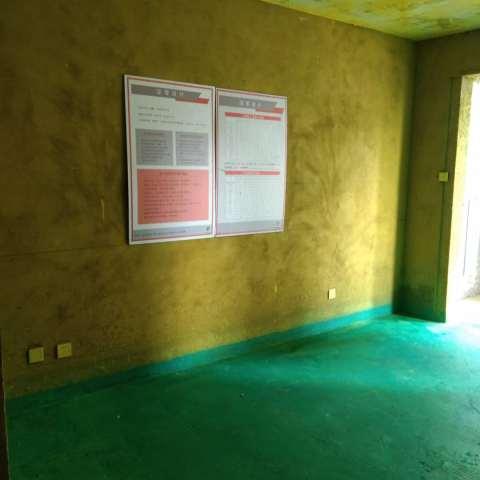 光明之家-黄墙绿地/成品保护-飞墨设计