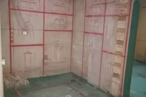 陶冲湖广场-墙固地固/3D全景放样-大维装饰