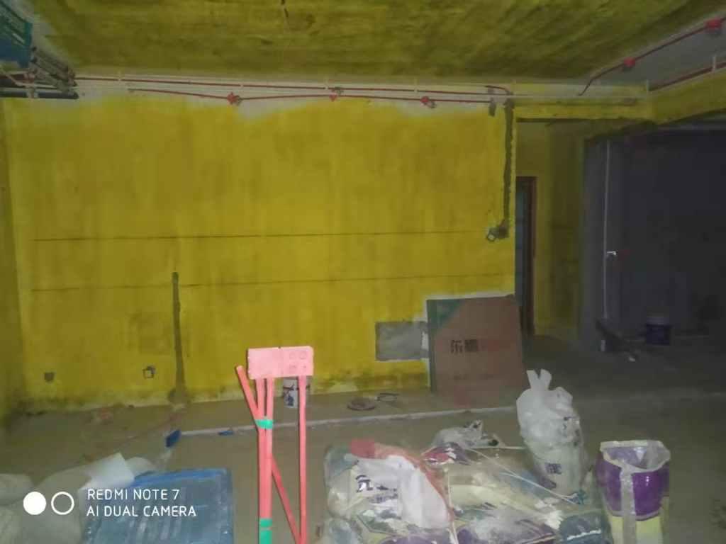 望江花园-黄墙绿地-飞墨设计