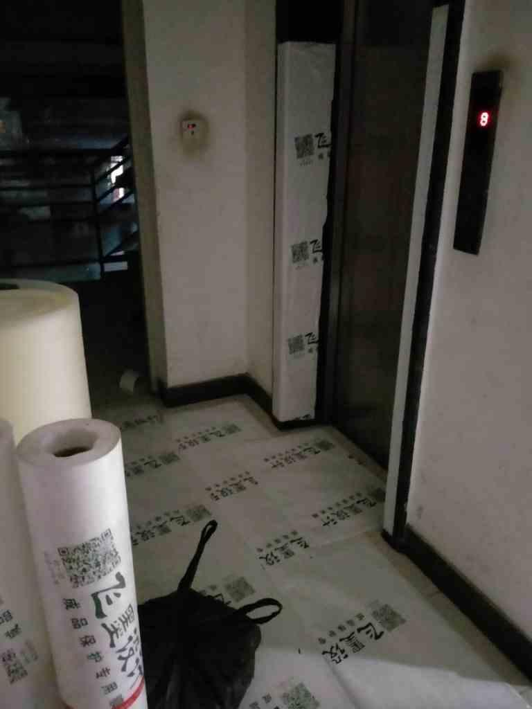 国贸公寓-成品保护-飞墨设计