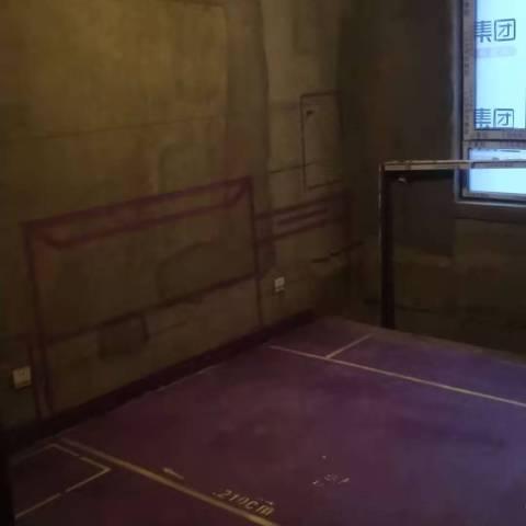 高铁花园-黄墙紫地/3D全景放样-山水装饰