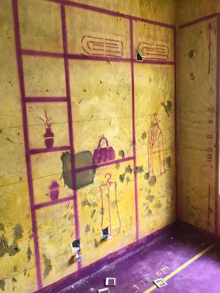 滨湖和园-黄墙紫地/3D全景放样-山水装饰