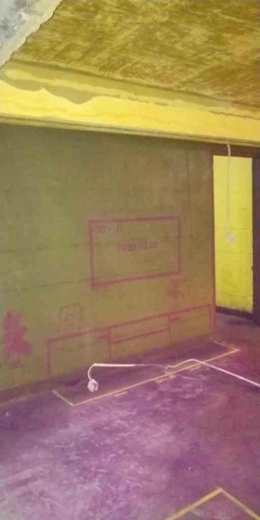 碧桂园中堂-黄墙紫地/3D全景放样-山水装饰