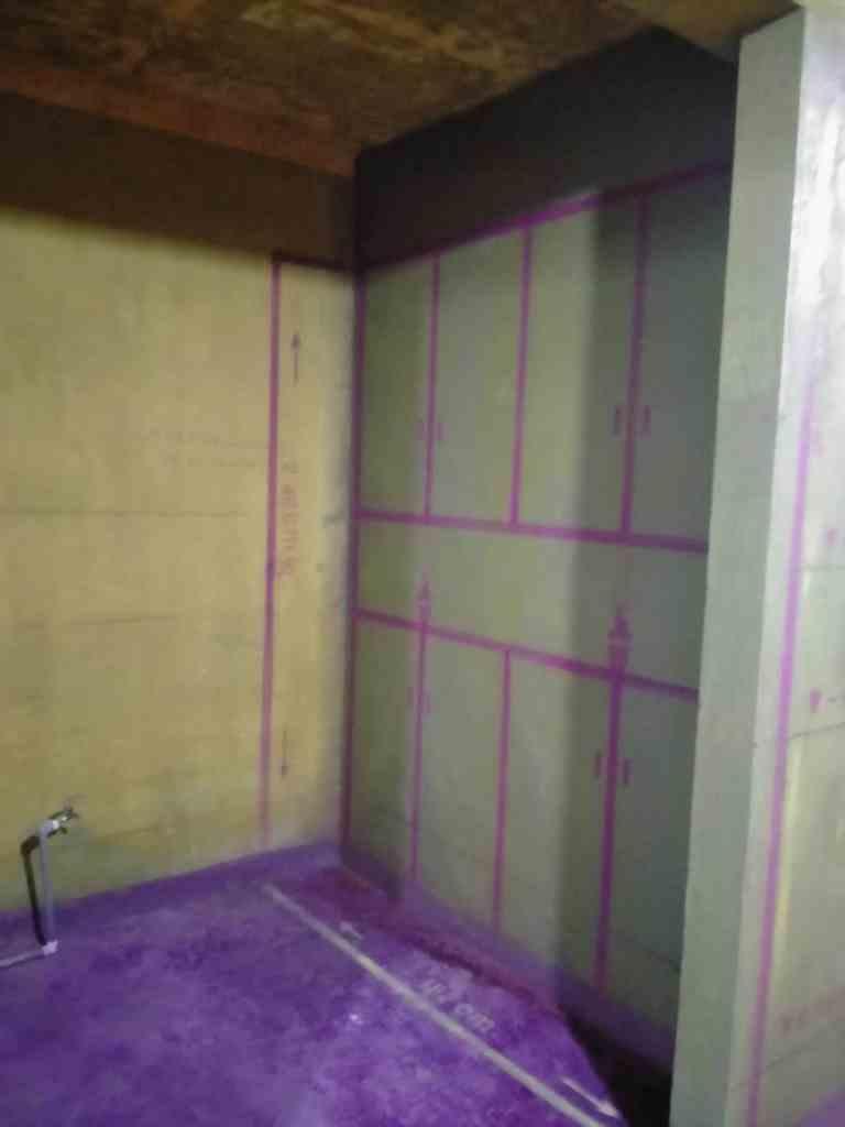 美好时代-黄墙紫地/3D全景放样-山水装饰