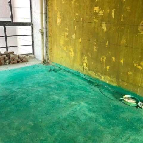 广视花园-黄墙绿地/入户保护-飞墨设计