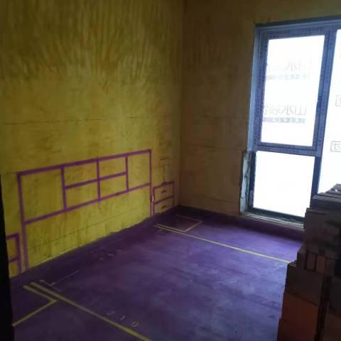 玫瑰园-黄墙紫地/3D全景放样-山水装饰