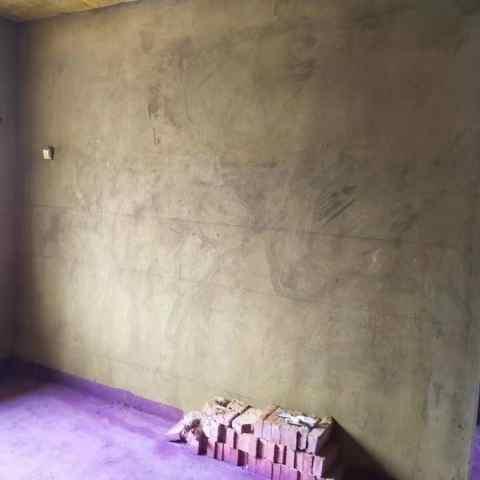 人民巷8号大院-黄墙紫地/3D全景 放样-山水装饰