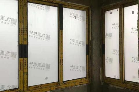 滨湖顺园北区-窗户保护-飞墨设计