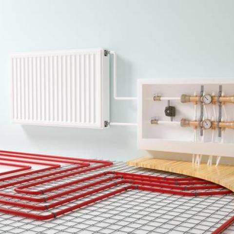 实用的地暖回填材料,这个冬季装修地暖用自流平回填