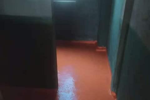 文一西溪湾-防水施工-柒筑装饰