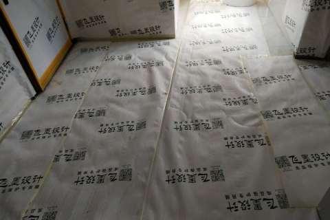 碧桂园中堂-黄墙绿地/成品保护-飞墨设计