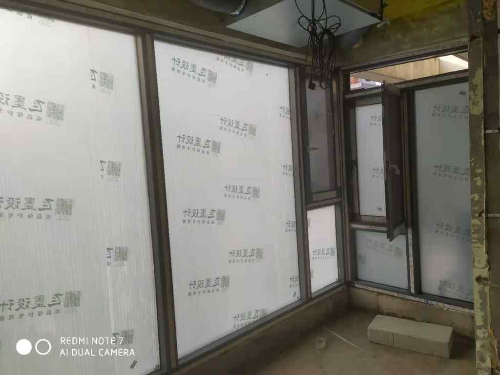 翠竹园-门窗保护-飞墨设计