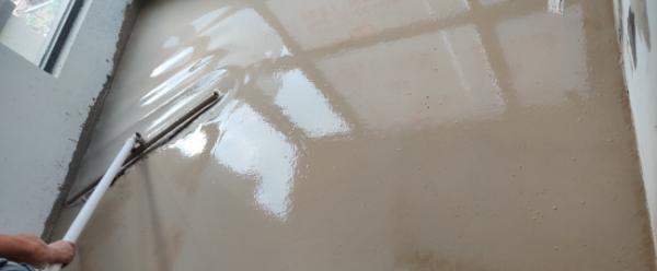 石膏基自流平的这些优点你需要知道
