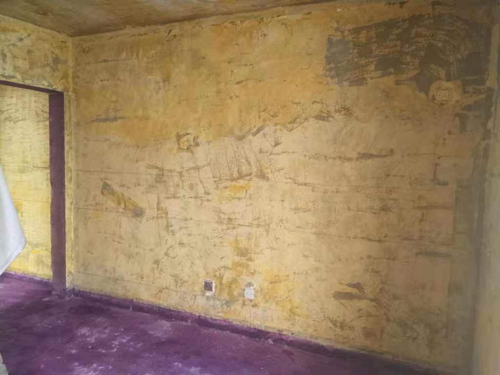 橡树湾三期-黄墙紫地/3D全景放样-山水装饰