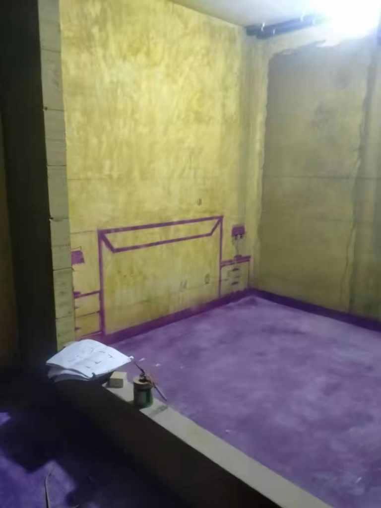 国耀一方城-黄墙紫地/3D全景放样-山水装饰