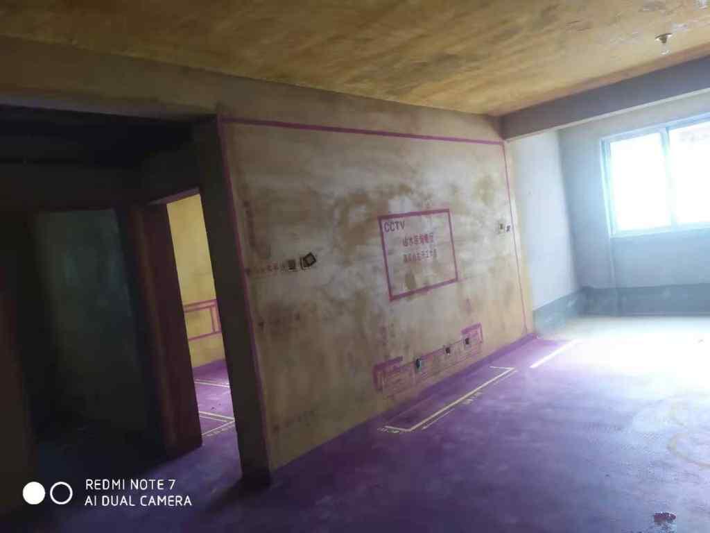 华冶翡翠蓝湾-黄墙紫地/3D全景放样-山水装饰