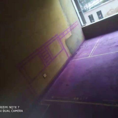 保利五月花-黄墙紫地/3D全景放样-山水装饰