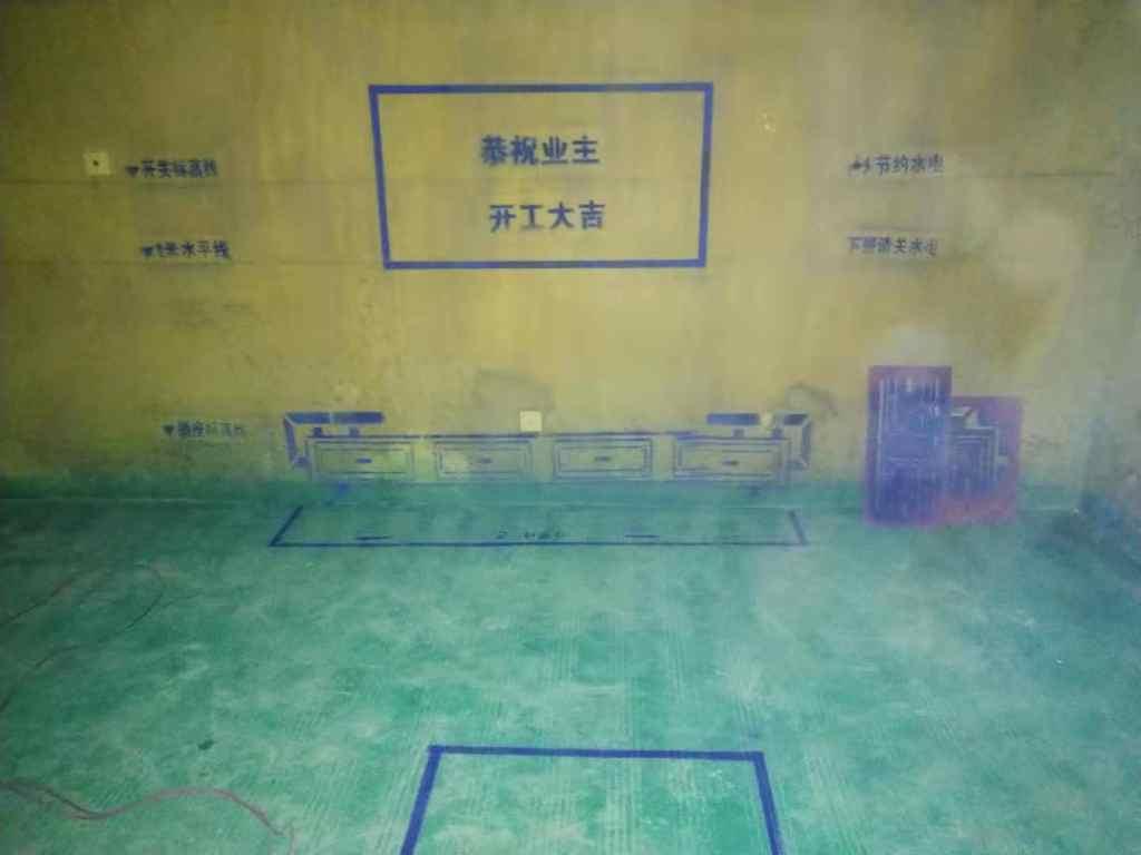 南湖春城-黄墙绿地/3D全景放样-维意定制