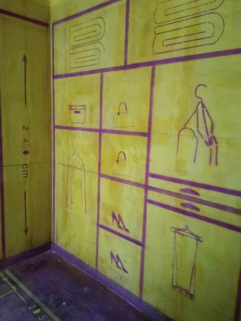 龙湖龙御城-黄墙紫地/3D全景放样-山水装饰