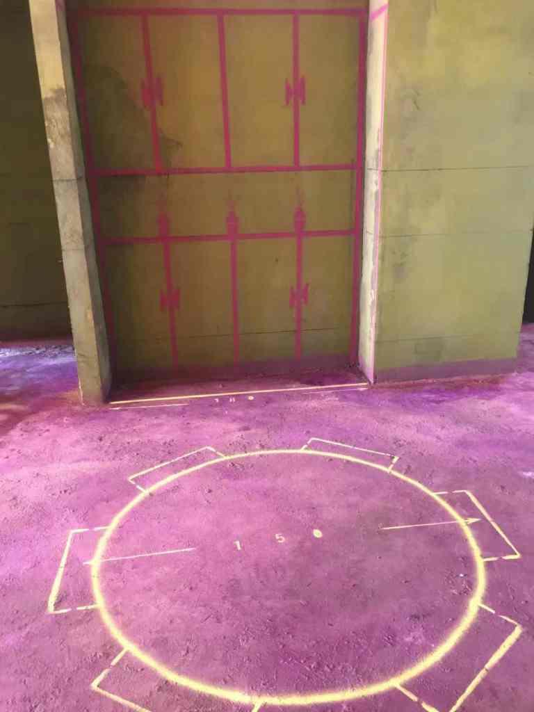 南七里-黄墙紫地/3D全景放样-山水装饰