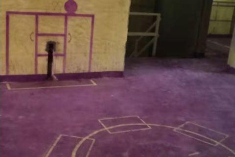 南七里澜山苑-黄墙紫地/3D全景放样-山水装饰