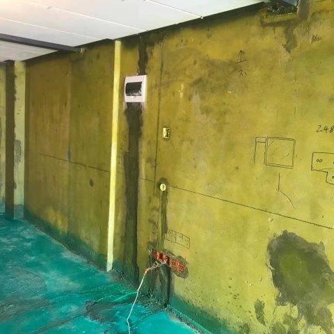 唯美创想城B座-黄墙绿地/成品保护-金艺堂装饰