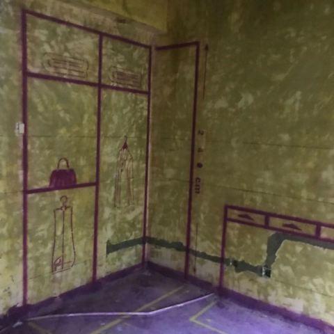 梦园小区-黄墙紫地/3D全景放样-山水装饰