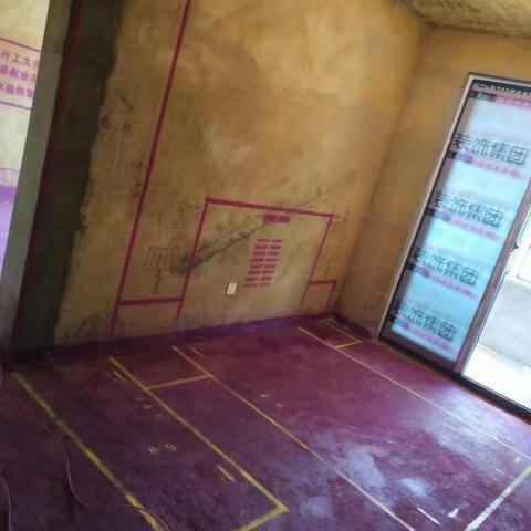文一云溪湾-黄墙紫地/3D全景放样-山水装饰